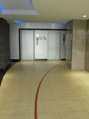 エレベーター3基