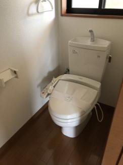 【トイレ】リーフグリーン