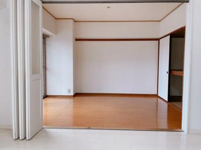 【洋室】ローレルハイツ北天満1号棟