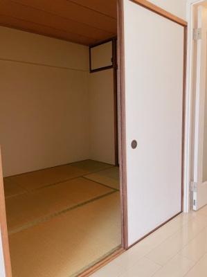 【和室】ローレルハイツ北天満1号棟