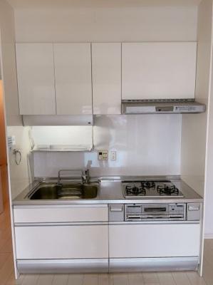 【キッチン】ローレルハイツ北天満1号棟