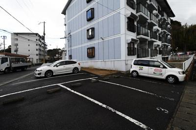【駐車場】パークサイド名谷