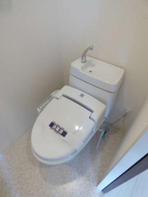 【トイレ】東山コーポラス
