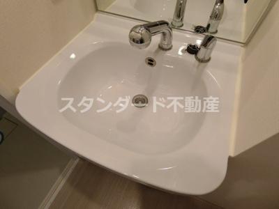 【独立洗面台】スワンズシティ梅田ウエスト