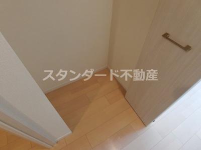【収納】スワンズシティ梅田ウエスト