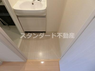【洗面所】スワンズシティ梅田ウエスト