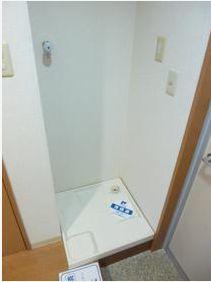 洗濯機置き場(同一仕様写真)