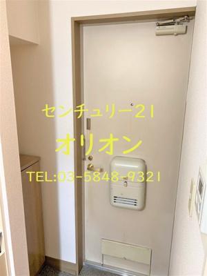【玄関】サニーハイツ