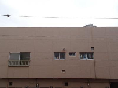 佐藤ビル 窓からの眺望