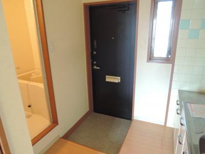 【玄関】ウェルシー氷室