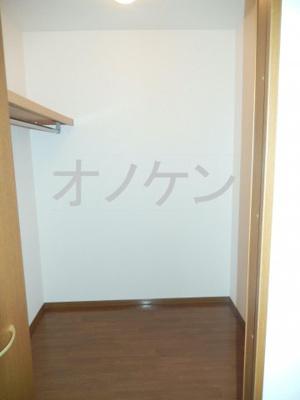 【収納】パークハイム壱番館 E棟