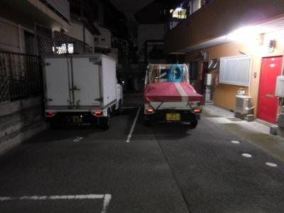 【駐車場】乾マンション