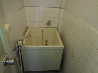 【浴室】乾マンション