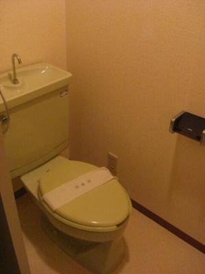 【トイレ】コスモスパジオ池上