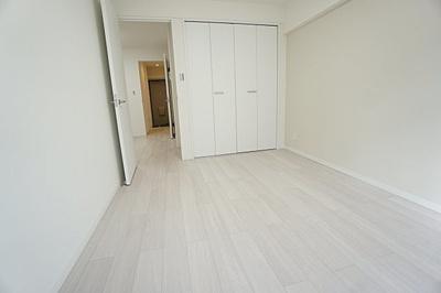 各お部屋に収納がついていますので、お部屋をスッキリ使えます。