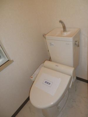 【トイレ】ミレナリオ新御徒町