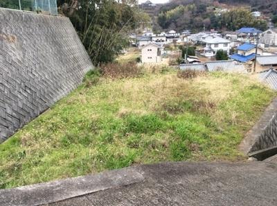 【外観】浦崎町 売土地