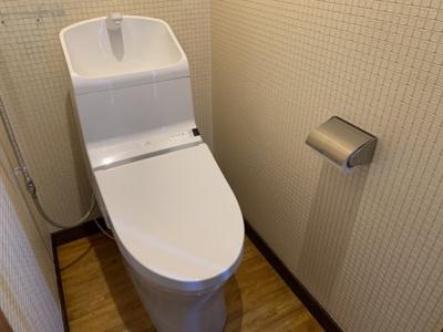 【トイレ】ヒグチビル