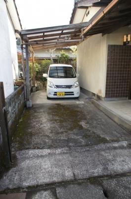 【駐車場】上野小西貸家