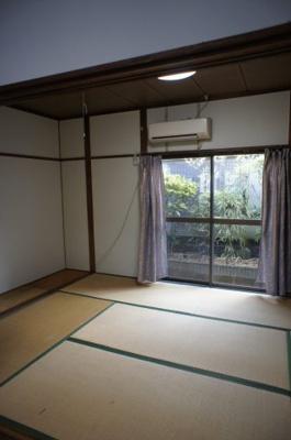 【和室】上野小西貸家