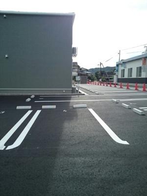 【駐車場】サン フラワー Ⅱ