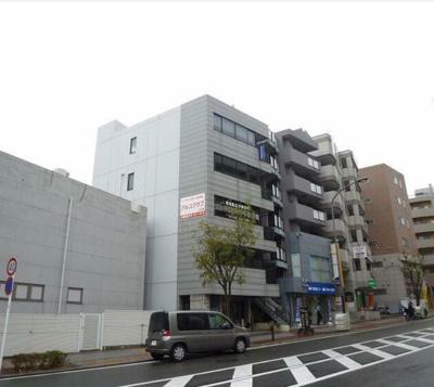 【外観】センター南駅徒歩3分 5階 貸事務所