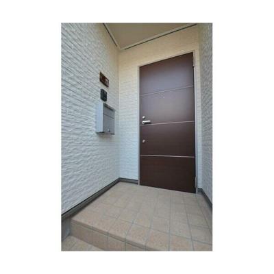 【玄関】サンモール幅下