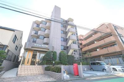 JR京浜東北線「北浦和」駅より徒歩約7分の便利な立地です。
