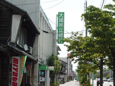 大垣共立銀行久瀬川支店まで1,066m