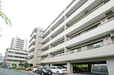 JR京浜東北線「川口」駅より徒歩約7分の立地。