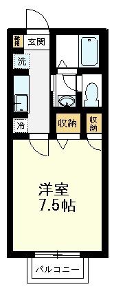 サンデューク恋ヶ窪Ⅱ