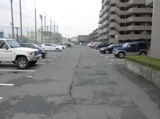 【駐車場】ダイヤモンドスクエア前橋