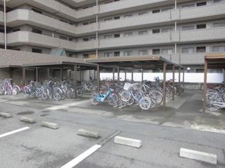 【駐輪場】ダイヤモンドスクエア前橋