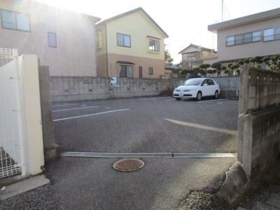 【外観】松美台駐車場