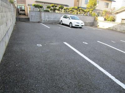 松美台駐車場