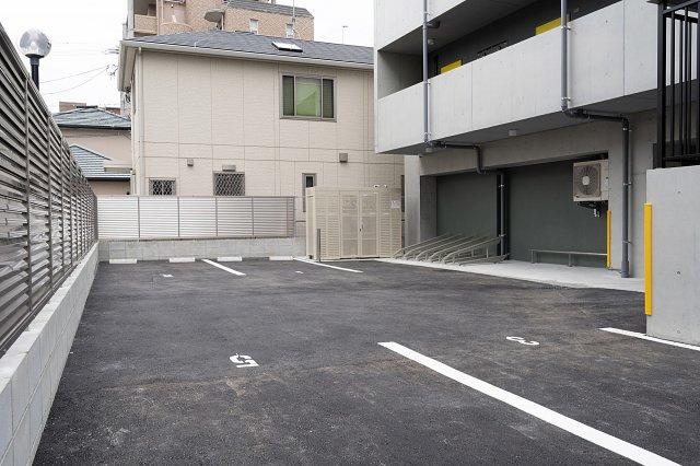【駐車場】BBコート姪浜
