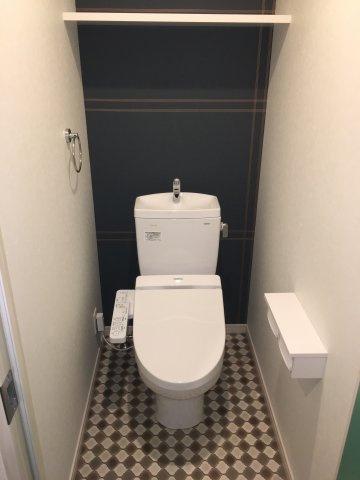 【トイレ】BBコート姪浜