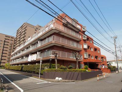 【外観】ライオンズマンション五反野第3