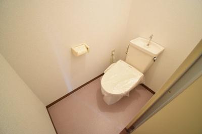 【トイレ】クリスタルハーモニー西館