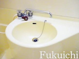 【洗面所】カーサ祐天寺