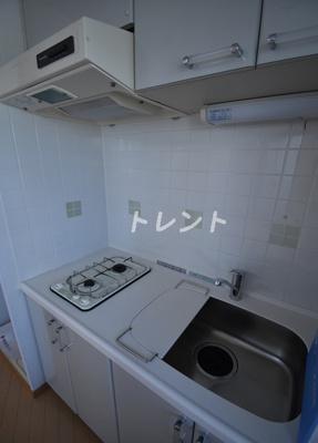 【キッチン】コンフォリア愛宕