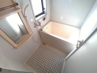 【浴室】ドリームハイツ3