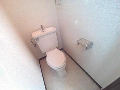 【トイレ】ドリームハイツ3