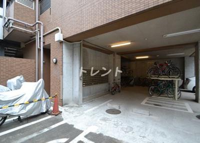 【駐車場】KDXレジデンス幡ヶ谷