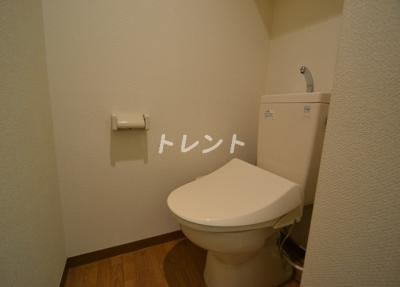 【トイレ】KDXレジデンス幡ヶ谷