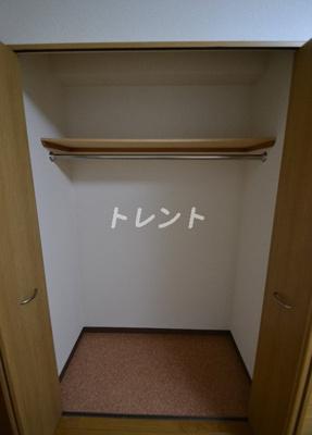 【収納】KDXレジデンス幡ヶ谷