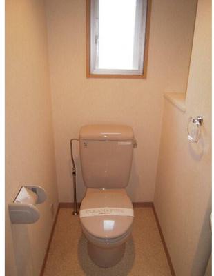 キャッスルJK トイレ