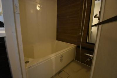 【浴室】日当りよく住み心地よい2BED レジディア白金高輪Ⅱ