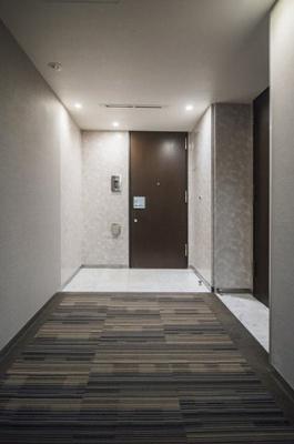 共用部の廊下部分です。