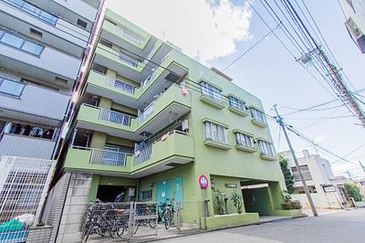 JR京浜東北線「西川口」駅より徒歩約5分の立地です。
